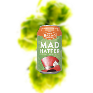 New Holland Mad Hatter American IPA (Can)