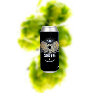 Wild West Cloud 9 IPA (Can)