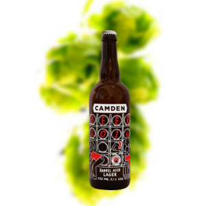 Camden Town 2016 Barrel Aged Lager