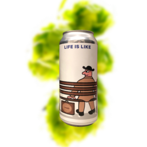Mikkeller San Diego / Cigar City Life Is Like Imperial Milk Stout (Can)