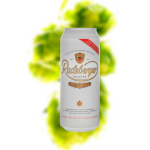 Radeberger Pilsner (Can)
