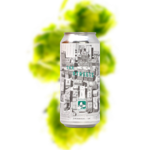 Trillium The Streets NE Triple IPA (Can)