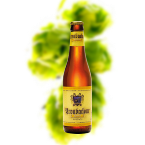 The Musketeers Troubadour Blond Belgian Ale