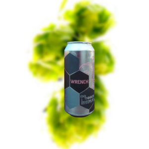 Industrial Arts Wrench NE IPA (Can)